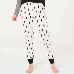 Jenni Penguin Thermal Pajama Lounge Pants XXL